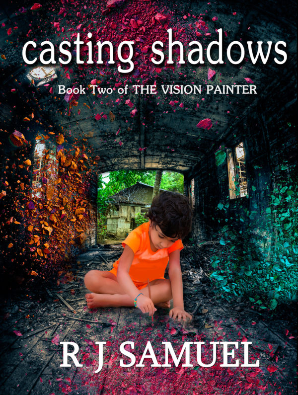 Casting Shadows Front Cover