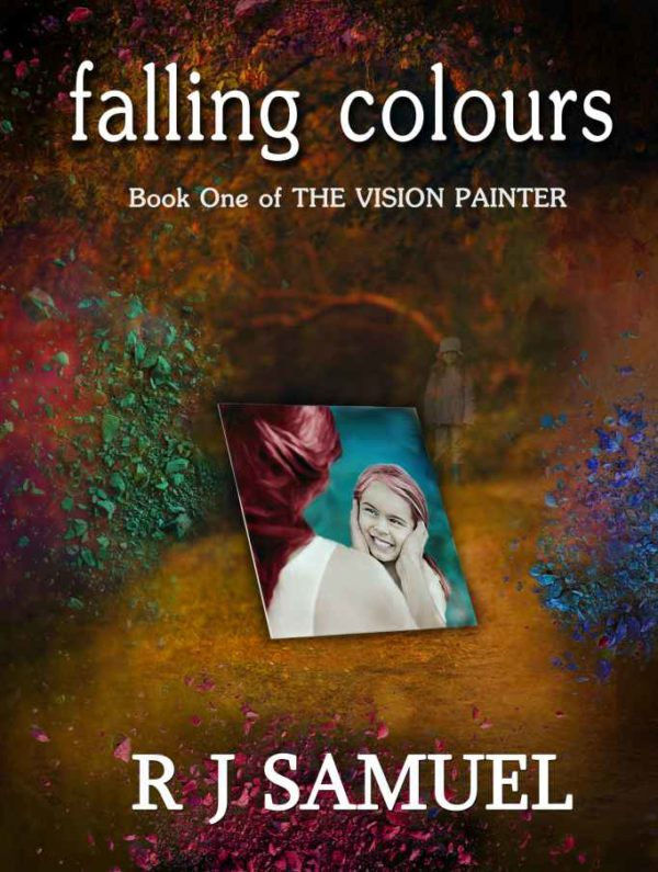 Falling Colours Front Cover